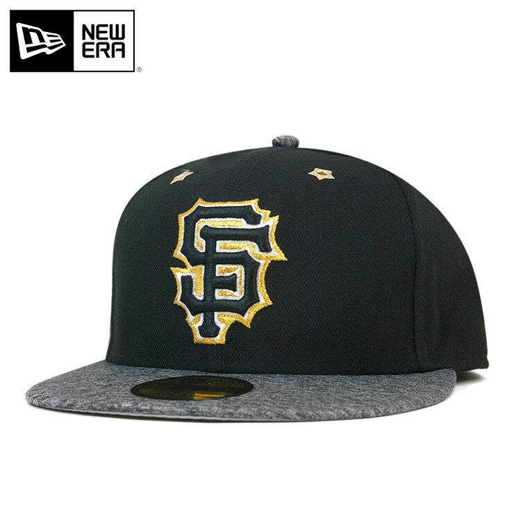 【30%OFFクーポン対象】 ニューエラ キャップ 59FIFTY MLB サンフランシスコ ジャイアンツ オールスターゲーム2016 オンフィールド ブラック NEW ERA 帽子 メンズ レディース 【返品・交換対象外】