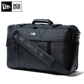 ニューエラ NEW ERA 3WAY バッグ ブラック 鞄 メンズ レディース 3WAY BAG 1680D new era newera ブランド デイパック 通勤 機能性 おしゃれ 通学 インナーポケット ニューエラリュック メンズバッグ レディースバック バック