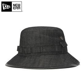 ニューエラ アドベンチャーハット ADVENTURE デニム ブラック new era newera ストリートキャップ メンズ帽子 ハット かっこいい ニューエラキャップ スポーツキャップ ストリート ブランド 野球帽子 野球帽 ベースボールキャップ 帽子