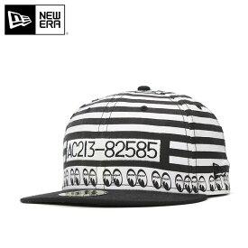 b6c9ba406eb ニューエラ ムーンアイズ コラボ キャップ 59FIFTY PRISONER PRINT プリント ブラック NEW ERA MOONEYES 帽子  ぼうし メンズ
