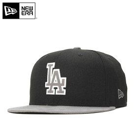 ニューエラ キャップ スナップバック 9FIFTY TONAL CHOICE MLB ロサンゼルス ドジャース ブラック NEW ERA ニューエラキャップ メンズキャップ レディースキャップ ブランド おしゃれ 秋冬 メンズ帽子 レディース帽子 黒 ぼうし
