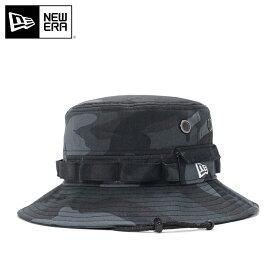 ニューエラ アドベンチャーハット ADVENTURE ミッドナイトカモ カモフラ 迷彩柄 NEW ERA ぼうし new era ブランド おしゃれ ストリート newera メンズレディース帽子
