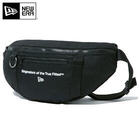 ニューエラ ウエストバッグ 2L ORIGINATORS ブラック NEW ERA new era ブランド おしゃれ ストリート newera ニューエラバッグ
