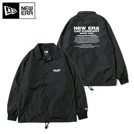 ニューエラ コーチジャケット NEWERA HISTORY ブラック NEW ERA new era ブランド おしゃれ ストリート newera コーチ ジャケット