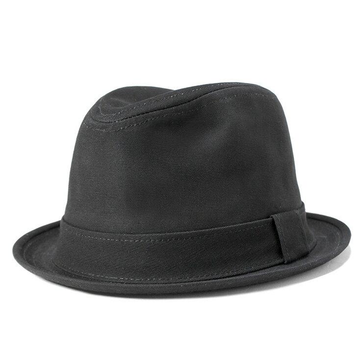ニューヨークハット ハット キャンバス REXY ブラック NEW YORK HAT [RV]
