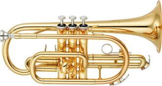 ☆ Yamaha wind instrument care set for Cornet giveaway! Standard YCR-2330III ☆ YAMAHA and Yamaha with a care set