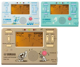 YAMAHAチューナー&メトロノームTDM-700D