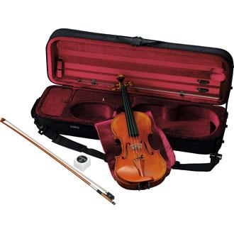 ヤマハヴァイオリン「ブラビオール」セット V25SGA