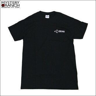 MYSTERY RANCH(神秘午餐)SQUARE LOGO TEE广场标识T恤