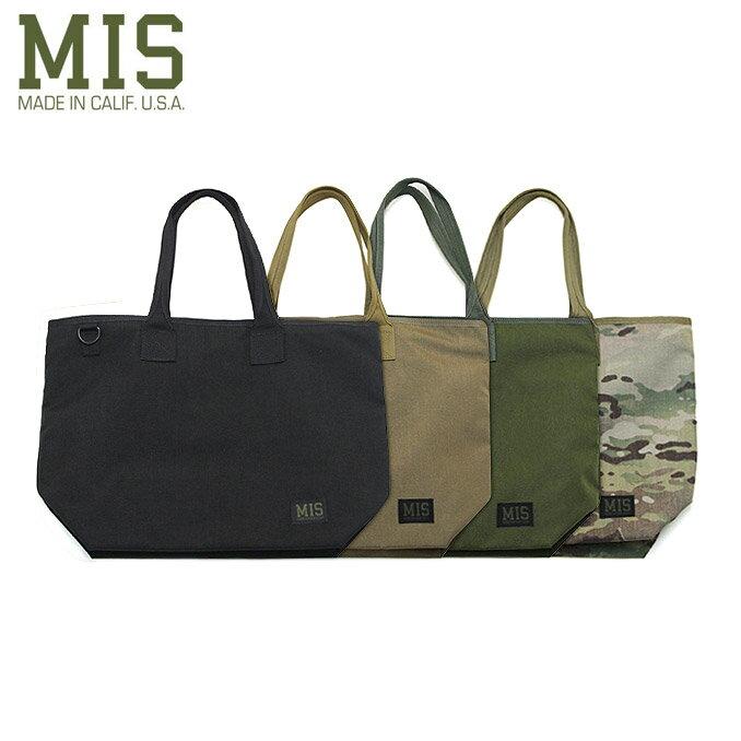 エムアイエス トートバッグ M.I.S Tote Bag 4color