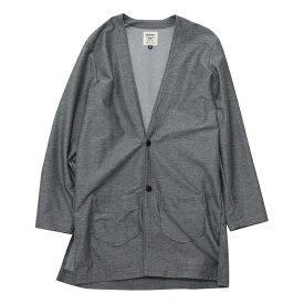 ジャックマン JACKMAN JM8707OE SP. Locker Robe Arabiki Gray ロッカーローブ