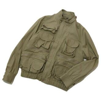 KAPTAIN SUNSHINE (captain sunshine) Muiti Pockets Blouson multi-pocket blouson