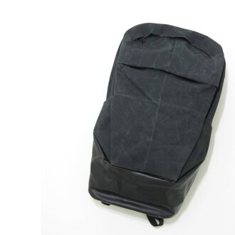 Alchemy Equipment (Alchemy equipment) AEL002 30 LITRE ZIP ACCESS DAYPACK BLACK WAX