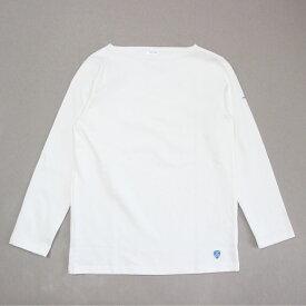 オーシバル コットンロードフレンチバスクシャツ ソリッド ORCIVAL SOLID B211 オーチバル