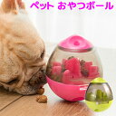 ペット おやつボール おもちゃ 玩具 フード 餌入れ ボール 犬 猫 犬用 猫用 わんちゃん ねこちゃん 早食い防止 ストレ…