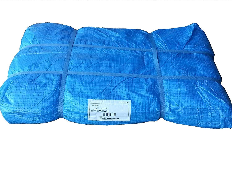 ブルーシート 3.6×5.4 10枚入 薄手シート 送料無料 養生シート 軽量シート 2間3間
