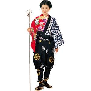 たっつけ袴 | お祭天国 きぬずれ踊衣裳
