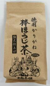 《大井川茶園》徳用かりがね棒ほうじ茶 200g