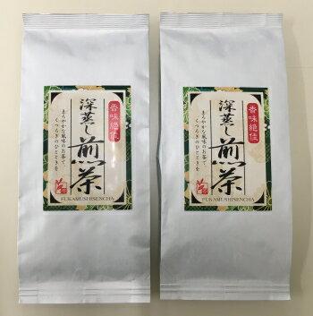《大井川茶園》深蒸し煎茶 150g 2本セット
