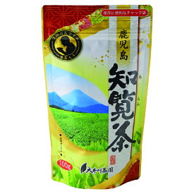 《大井川茶園》茶師のおすすめ 知覧茶 100g