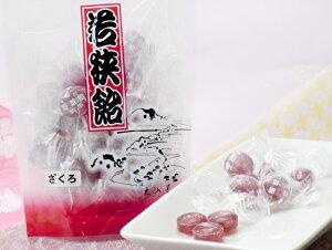 ざくろ飴 女性の果実石榴の甘酸っぱさ 砂糖不使用