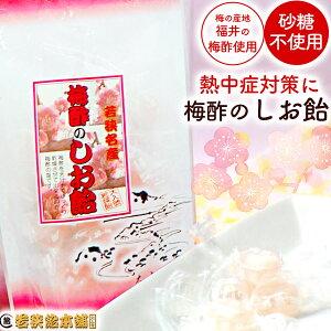 梅酢の塩飴 若狭の塩飴 飴 種類 日本 梅の産地だから出来る梅酢の塩  ほのかな梅薫塩飴 砂糖不使用