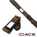 エース ACE たびとも TABITOMO お洒落なアニマル柄 スーツケースベルト 32124【メール便配送商品/ラッピング不可】/月…