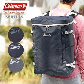 コールマン Coleman スクエア型リュックサック リュック 35L シールド35 シールド SHIELD35/月間優良ショップ