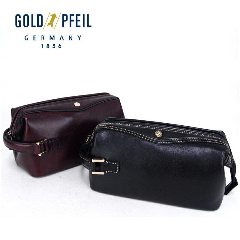 ゴールドファイル GOLDPFEIL セカンドバッグ 耳折れタイプ オックスフォード 901202