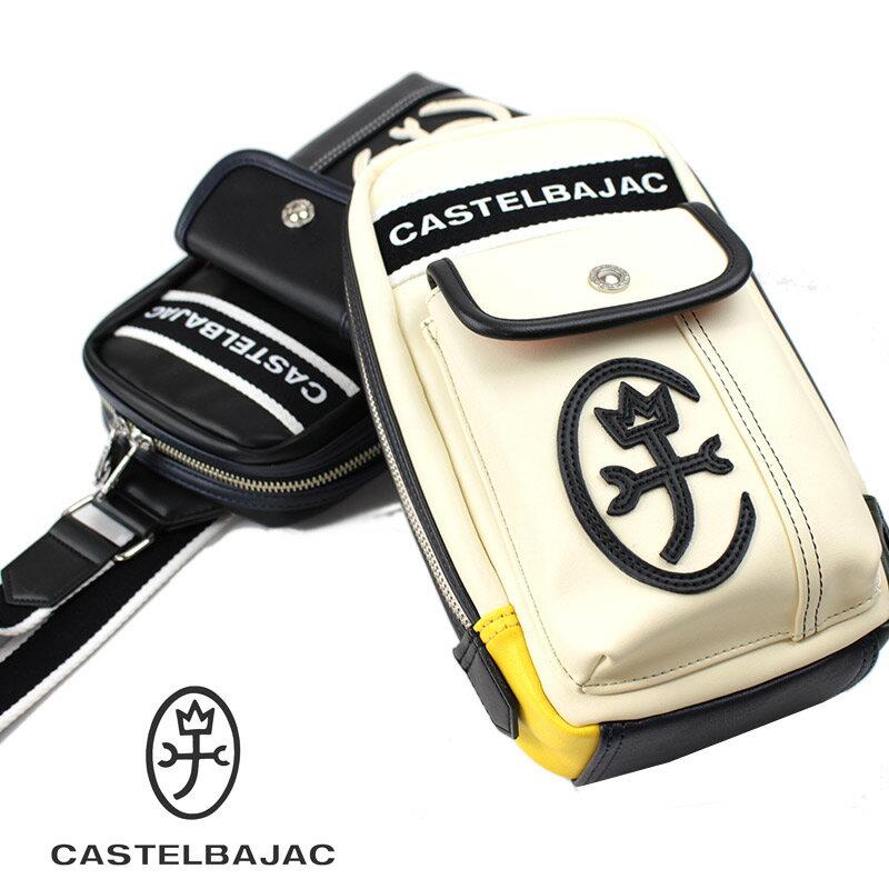 カステルバジャック CASTELBAJAC ボディバッグ ミニワンショルダーバッグ ドミネ Dominer 024912