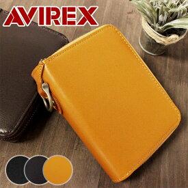 アビレックス アヴィレックス AVIREX 二つ折り財布 財布 BEIDE バイド AVX1808メンズ レディース サイフ ギフト プレゼント