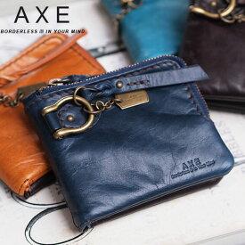 アックス AXE 二つ折り財布 財布 ピロー小物 603612