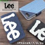 リーLee手帳型アイフォンケース0520396【メール便対応商品】