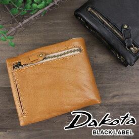 ダコタ ブラック レーベル Dakota BLACK LABEL 二つ折り財布 財布 バルバロ 0624701