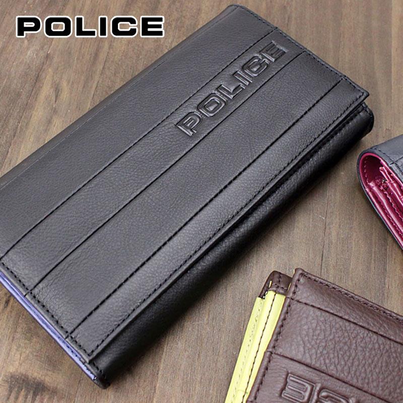 ポリス POLICE 長財布 BICOLORE ビコローレ 0407 PA-59902