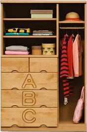 子供用家具/キッズ家具/日本製/低ホルムアルデヒド 木製 ABC キッズマルチ90
