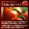 More than salt tomato royal celebrity-like (approximately 900 g) とまと fruit tomato sugar content 10 degrees from Yatsushiro, Kumamoto