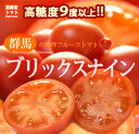 ブリックスナイン(約1kg)群馬産 フルーツトマト とまと 糖度9度以上 送料無料