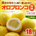 完熟オロブロンコ(18玉前後/約7.5kg)アメリカ産 グレープフルーツ スウィーティー ゴールデンオロブロンコ 送料無料