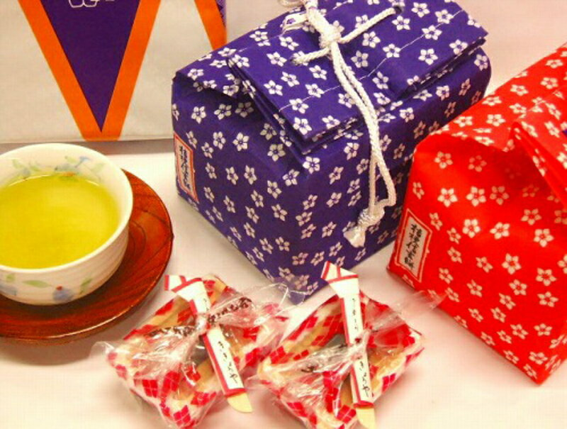 桔梗信玄餅 6個袋入り【内祝 お祝い返し】【あす楽 年中無休】