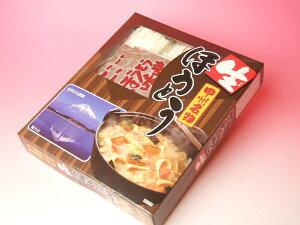 ほうとう 味噌つき 3〜4人前【あす楽_年中無休】