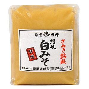 サヌキ白味噌 500g袋入り白みそ みそ 味噌 白味噌