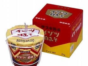 送料無料 超特級品サヌキ白味噌 朱塗化粧樽4kg入り 讃岐 白みそ 味噌 みそ 【楽ギフ_のし】