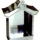墓前灯 ステンレス製 陶器/線香・ロウソク立て付