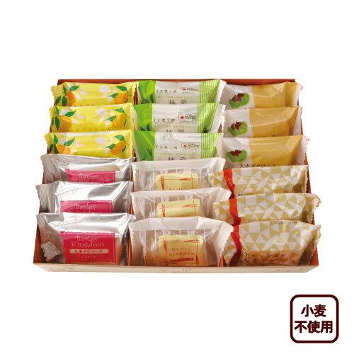 【大麦工房ロア直営店】大麦ダクワーズセットA(6種18個入)