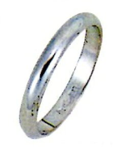 プラチナ900 甲丸リング 結婚指輪 エンゲージリング 白金リング 白い指輪 かまぼこ型 指輪 ブライダルリング マリッチリング 送料無料