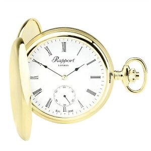 ラポート 懐中時計 メカニカル ポケットウオッチ(手巻 / イギリス)送料無料