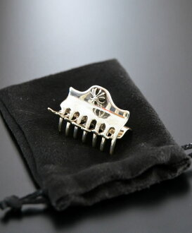 Chrome / CHROME HEARTS hairclip silver CH cross
