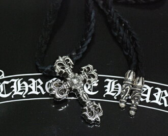 Chrome / CHROME HEARTS cross pendant filigree cross pendant XS