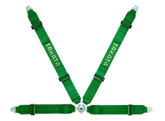 For TAKATA 4 point formula competition full harness ★ TAKATA MPH-341 W 2-seater